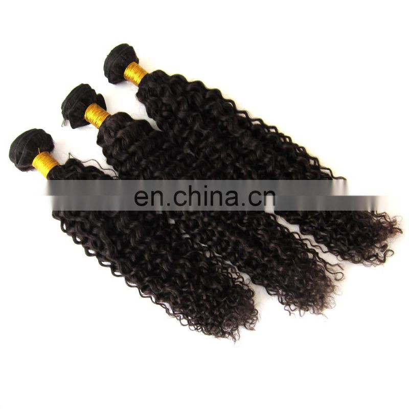 2017 hot sale mongolian kinky curly hair indian hair salon chair hair product