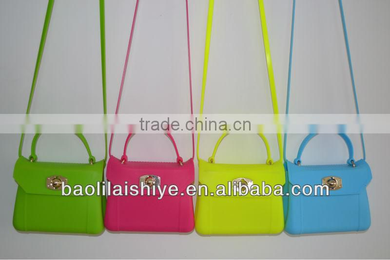 Charming branded woman handbag bright purses and handbags