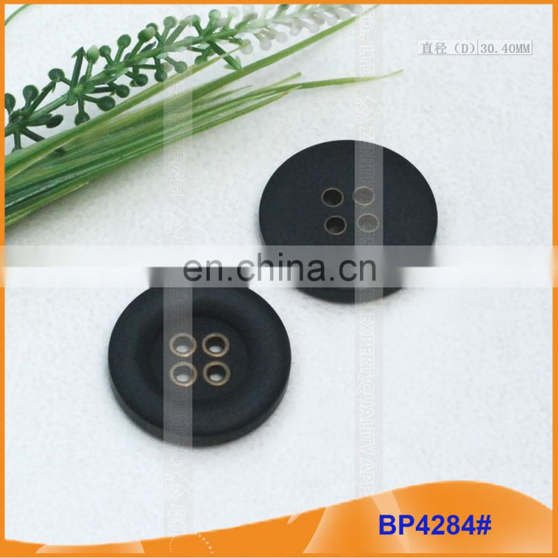 Polyester button/Plastic button/Resin Shirt button for Coat BP4284