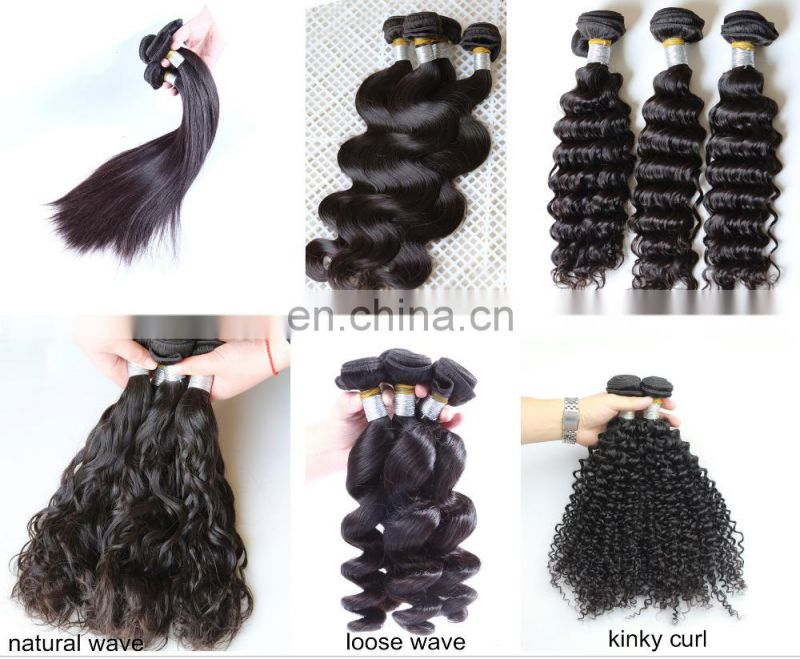 china High quality New Hair Style Virgin top grade Human Remy Brazilian Hair Magical Curl Funmi Hair