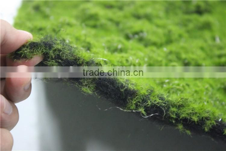 synthetic artificial greenery moss wall green moss wall covering