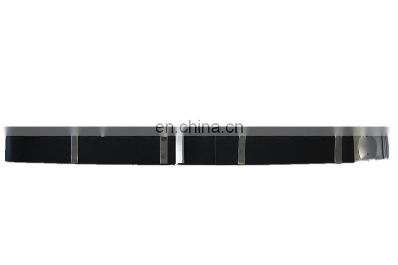 black army military leather belt