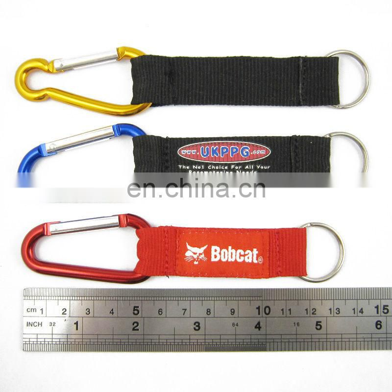 New fashion cheap carabiner keyring