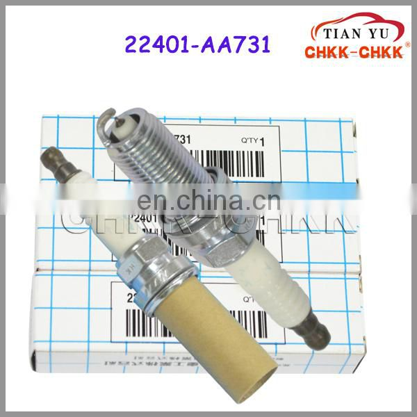 Spark plug 22401-AA731 Ignition plug for Japanese cars