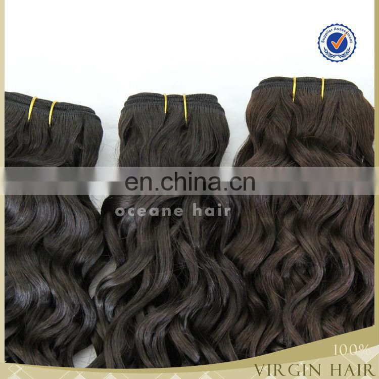 Tangle and shedding free unprocessed can be bleached luxury original mink 7a grade brazilian hair