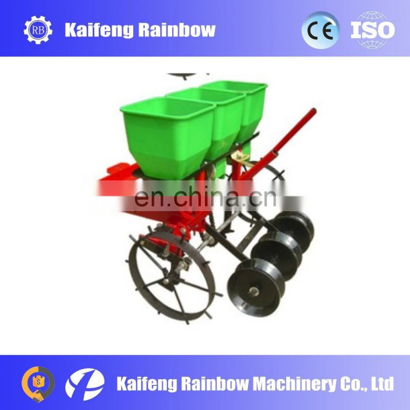 Good Quality corn and bean planter,corn/peanut/soya bean planter with fertilizereed planting machine