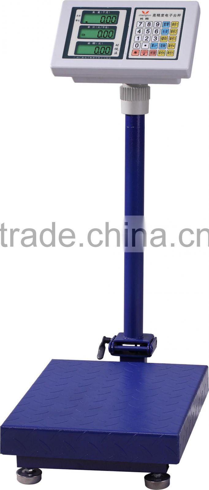 300kg scale electronic weighing balancer / load cell digital