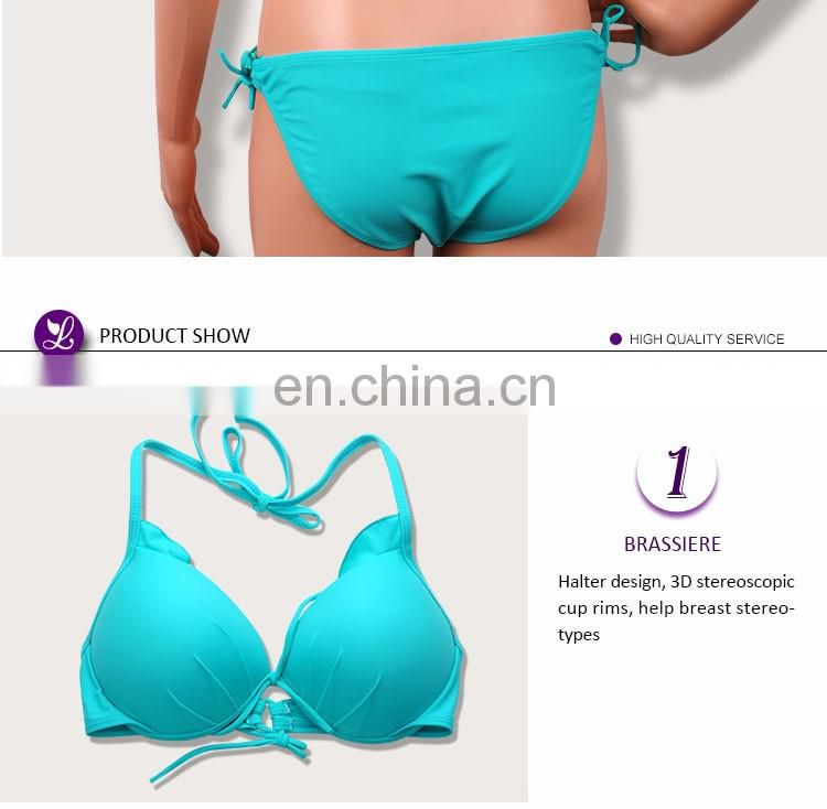 Made in China Fashionable Uplift Intimates Brazilian Bikini Bottoms