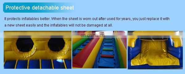 Jungle Inflatable Water Slide
