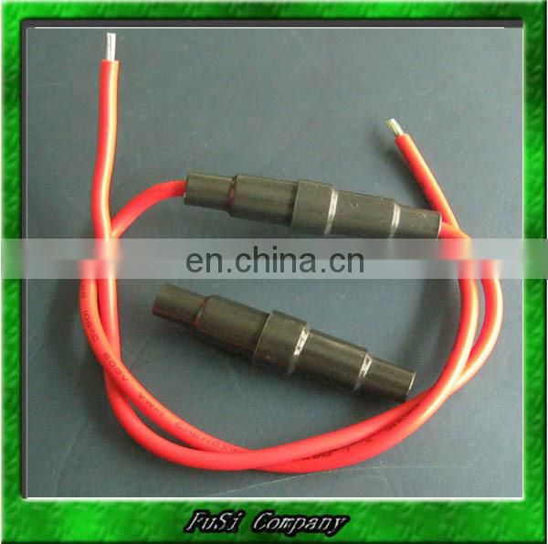 Fuse Terminal Block for 5x20 and 6x30mm glass fuse