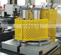 China manufacturer PVC UPVC window door machine with PLC automation