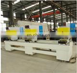 PVC window machine for water slot milling