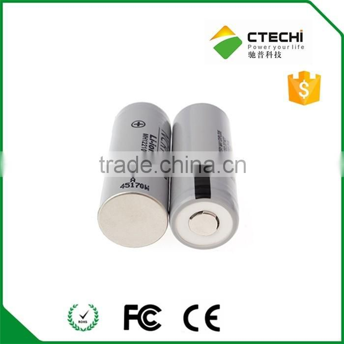 Original NCR18500 Japan 3.6V cylindrical battery cell