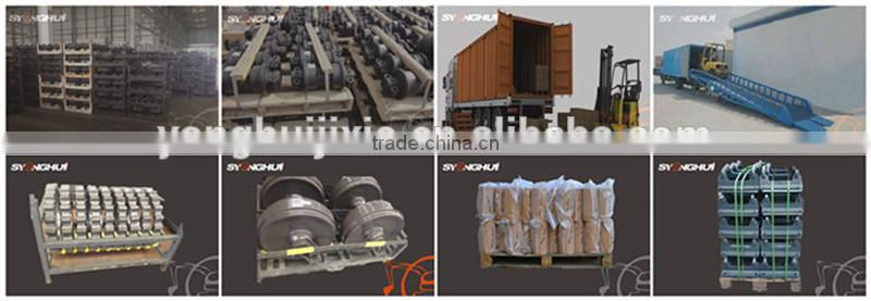 hardened steel bush excavator bucket bushing Construction Machinery Parts DH300 DH360 DH500