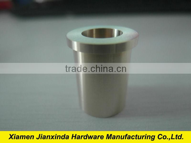 OEM High Precise CNC Turning Brass Parts, Metal Hoop