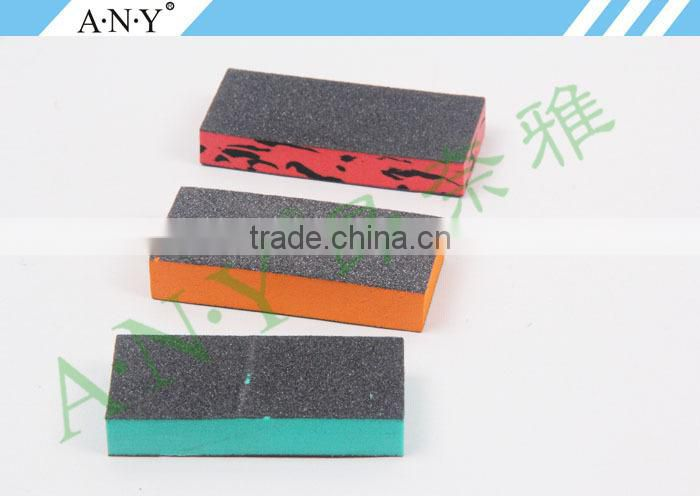 Nai Manicure Cheap Emery Sand Sponge Nail File Promotional Gifts