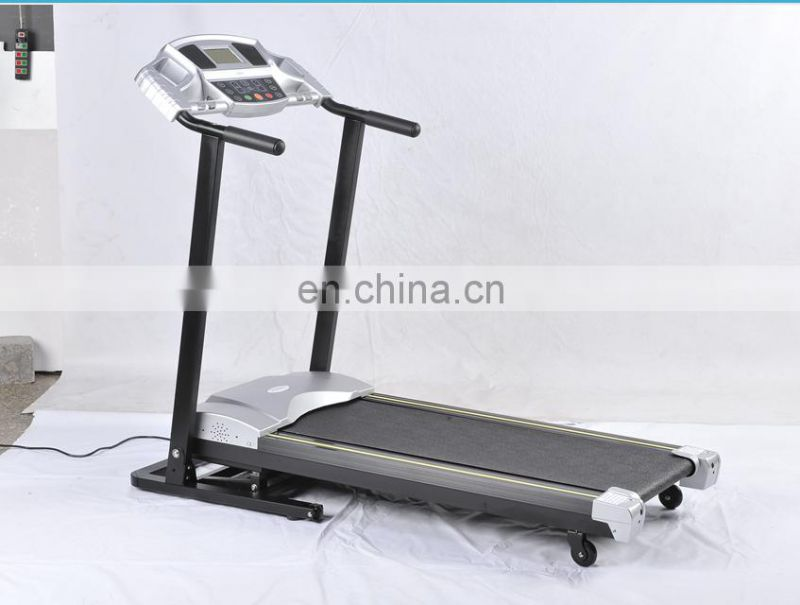 2.0HP home treadmill W528 silver color