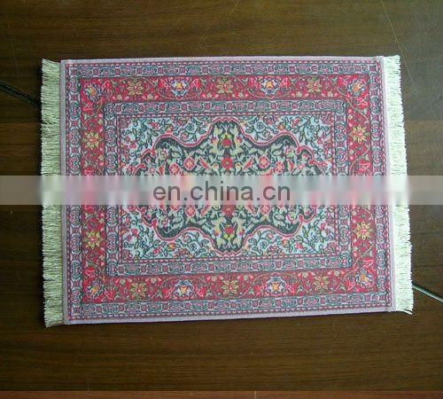 oriental custom gaming carpet mouse pad sublimation printing