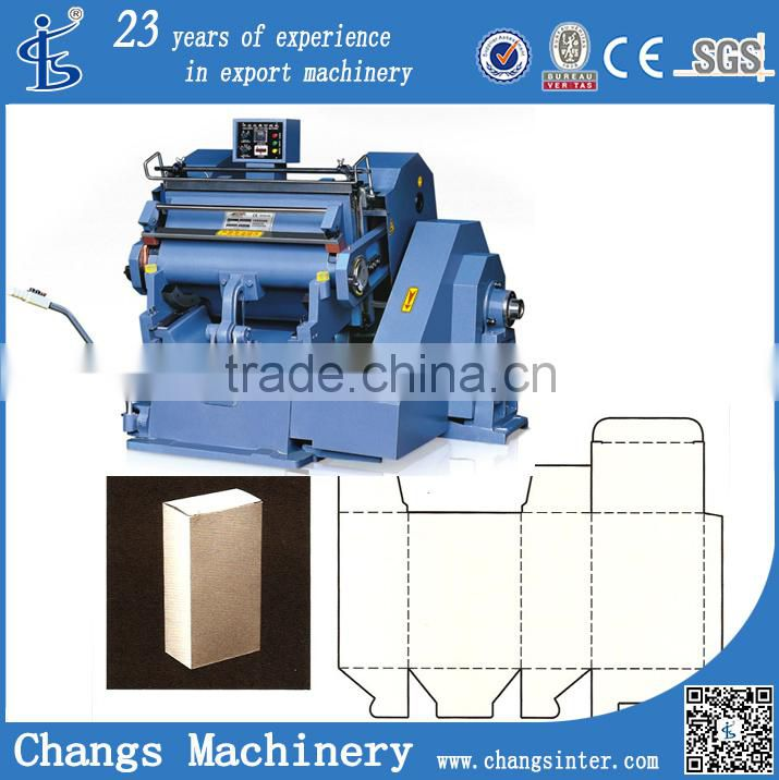 Ml750 Custom Cheap Die Cut Sticker Machine Price At Home