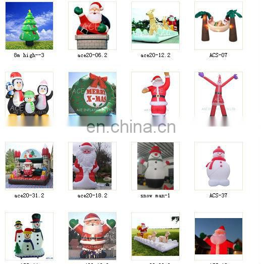 2013 christmas inflatables,inflatable Christmas tree