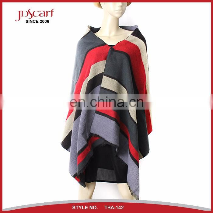 New design great quality wool feeling pashmina scarf winter scarf
