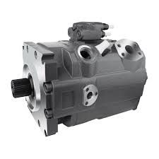 R902416913 Axial Single Plastic Injection Machine Rexroth A10vso71 High Pressure Axial Piston Pump Image