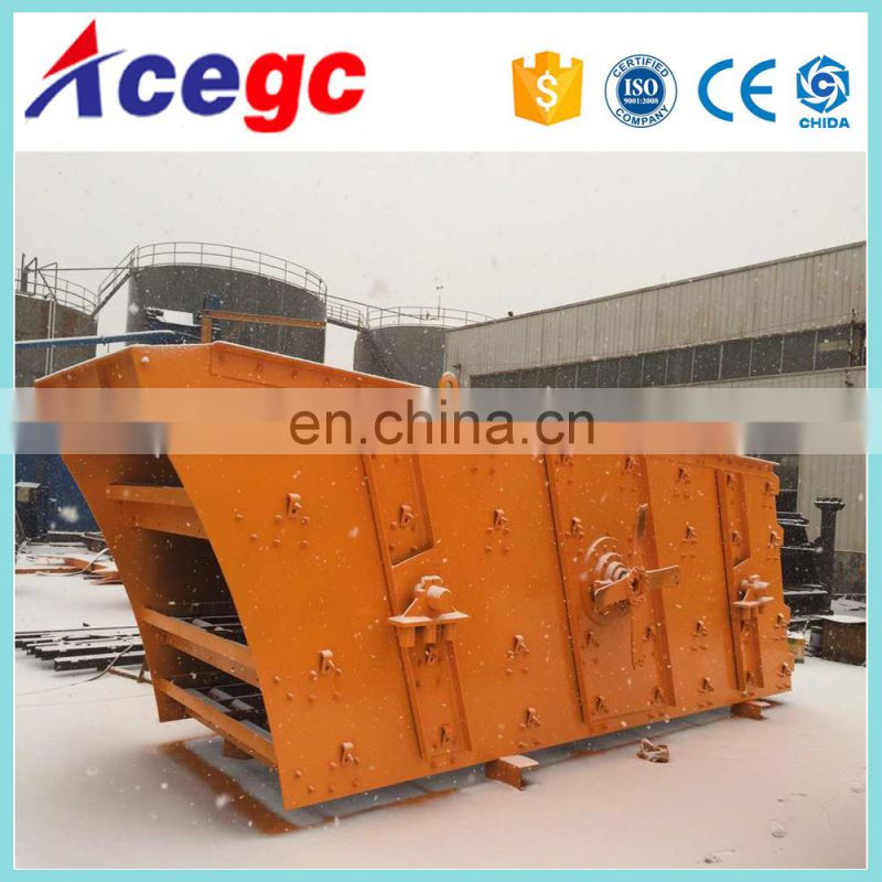 CHINA VIBRATING SCREEN GOLD MINING EQUIPMENT FOR SALE