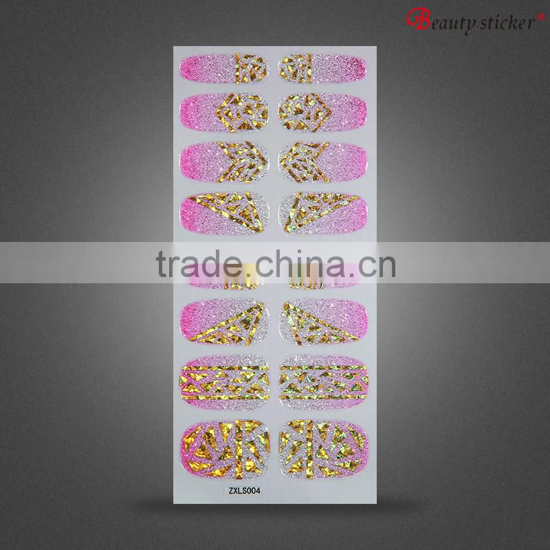 Nail Art Sticker Nail Printer Laser Nail Stickers