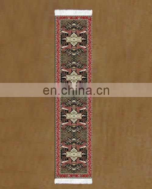 premium carpet woven bookmark
