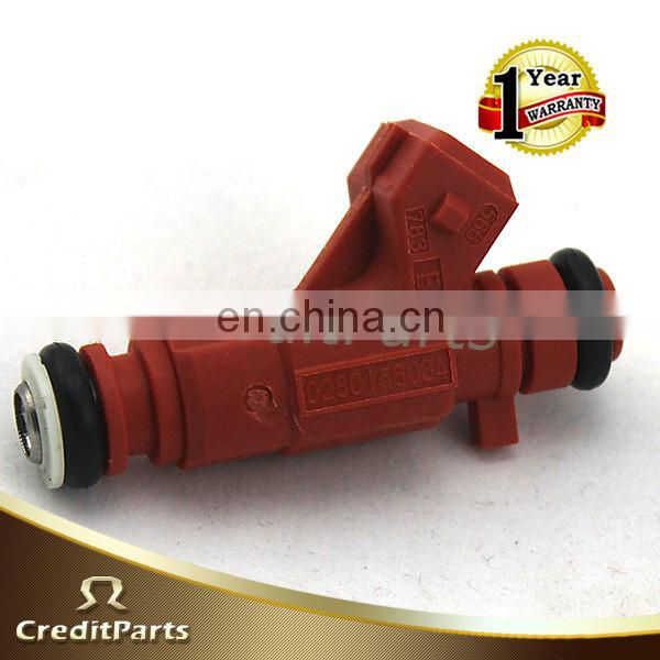 Petrol Fuel Injector Nozzle 0280156034 For Citroen C2,C3,C4
