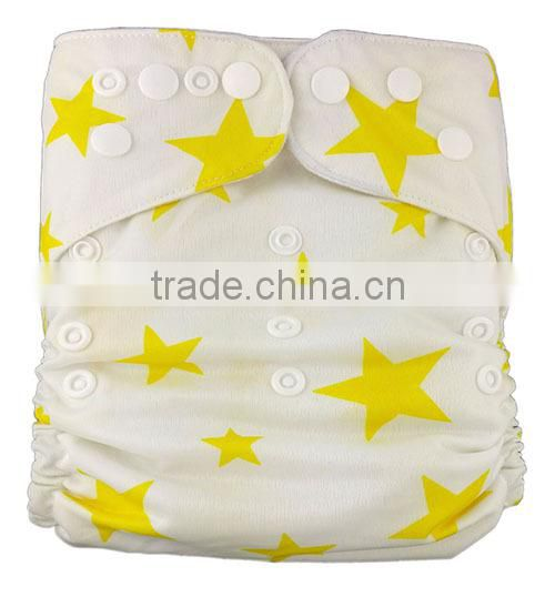 AnAnBaby Cute Baby diaper Summer Cloth nappy For baby girls
