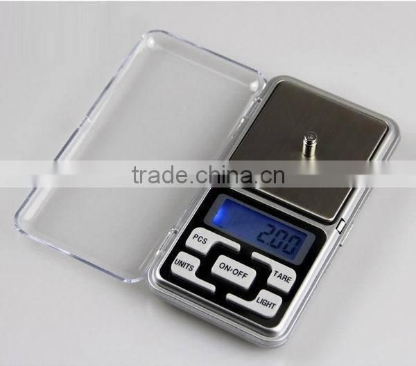100g/0.01g Digital Pocket Scale Jewelry Balance Weighing Scale with LCD Display