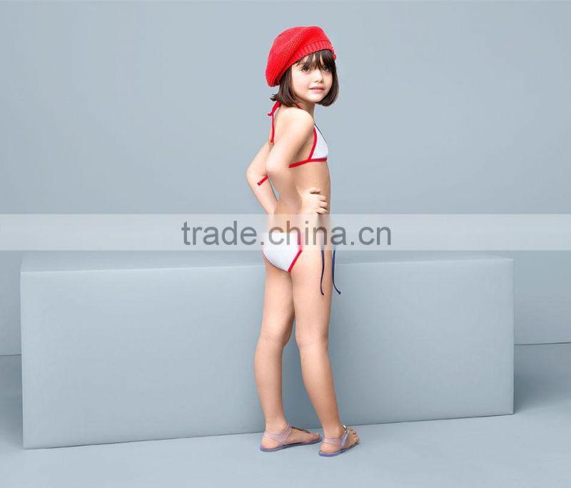 Balneaire Three Pieces Swimwear Kids Girl Kids Micro