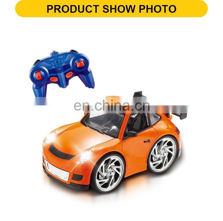 New product rc remote control metal toys smart car diecast toys