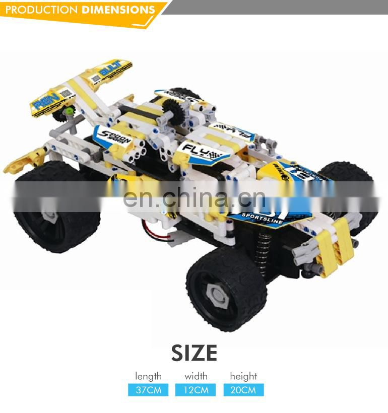 Popular electric blocks 2.4G high speed rc drift cars for sale