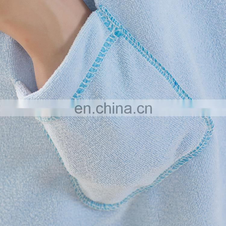 Wholesale Custom Microfiber Bath Towel Dress with Bowknot