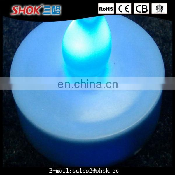 HOT flameless moving wick led candle light