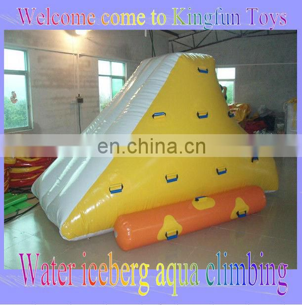Inflatable fish boat/inflatable water sport game