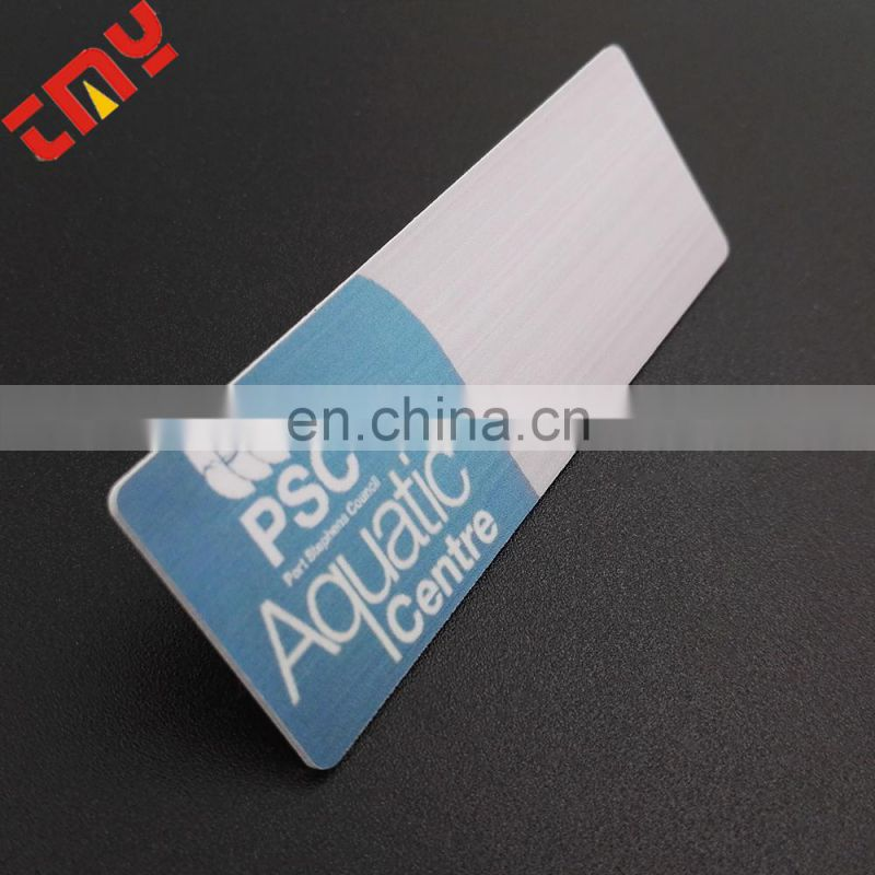 Wholesale Reasonable Price Suit Name Badge With Top Quality
