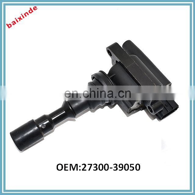 Korean Auto Ignition System Ignition Coil for Sorento 2002 OEM 27300-39050