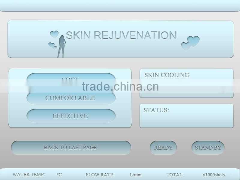 diode laser hair removal and skin renewing machine for sale
