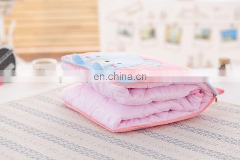 High quality baby super soft flannel fleece blanket