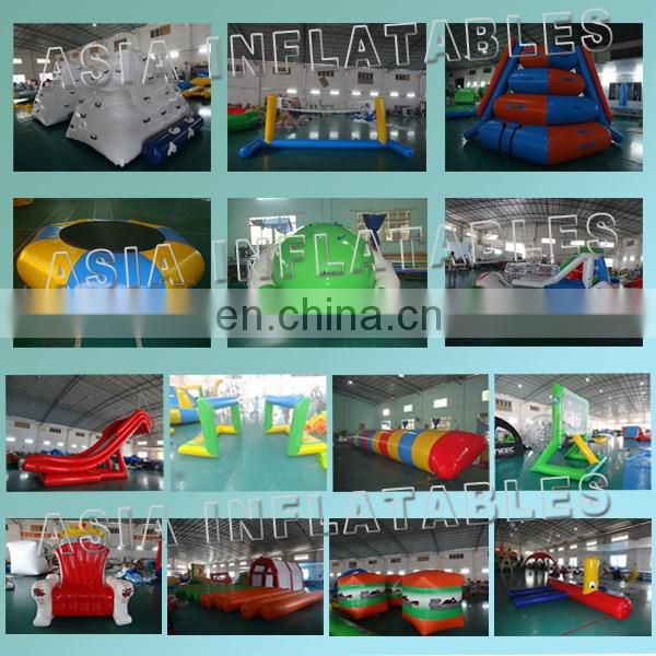 Inflatable Water Toy , Inflatable Water Game Swing , Banana Platen Seesaw