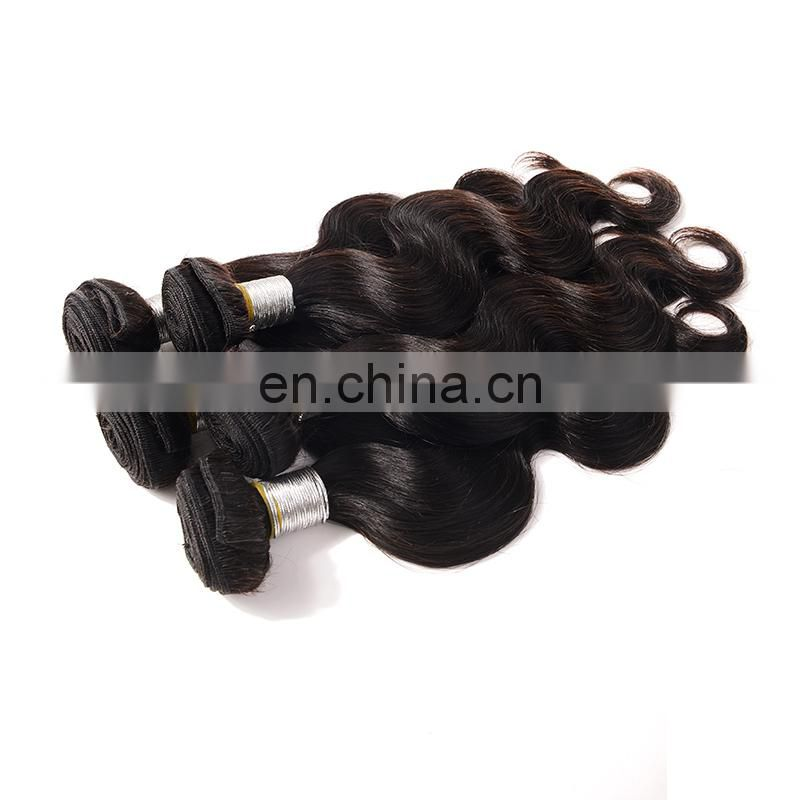 Aliexpress Hair Malaysia Virgin Hair Extension Body Wave 100% Human Hair Extension on Wholesale From HY Factory Outlet