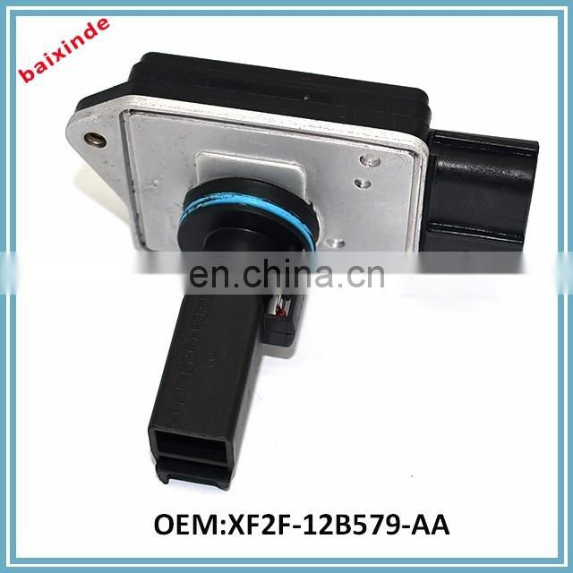 Mass Air Flow Meter XF2F12B579AA XF2F-12B579-AA MAF Sensor For FORDs Escape Explorer E150 Mercury Mazda