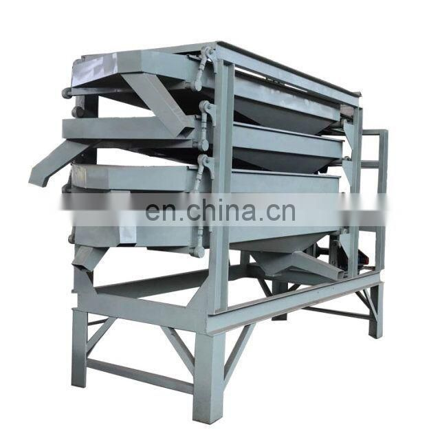 Taizy turmeric walnut paddy seed grading machine