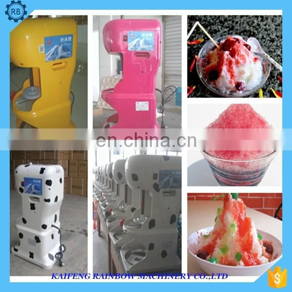 Multifunctional Best Selling Snow Ice Shave Machine snow ice shaver/ electric ice shaving machine
