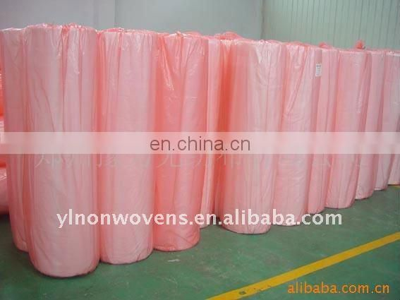 Meltblown nonwoven PP warmth lining materials