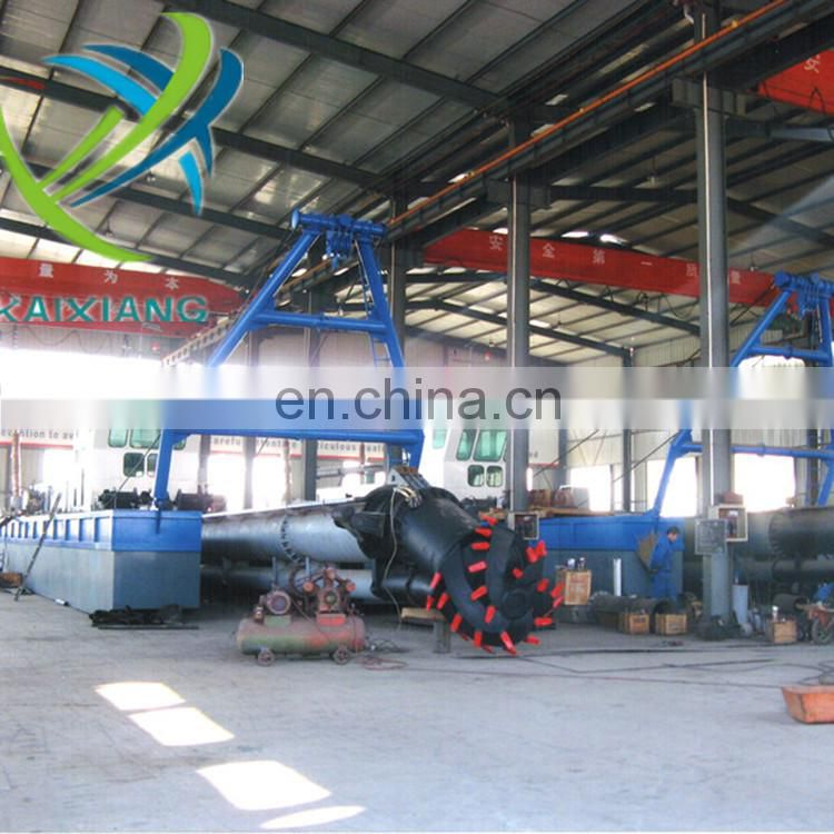 2017 Hot Selling Sand Cutter Suction Dredging Machine Image