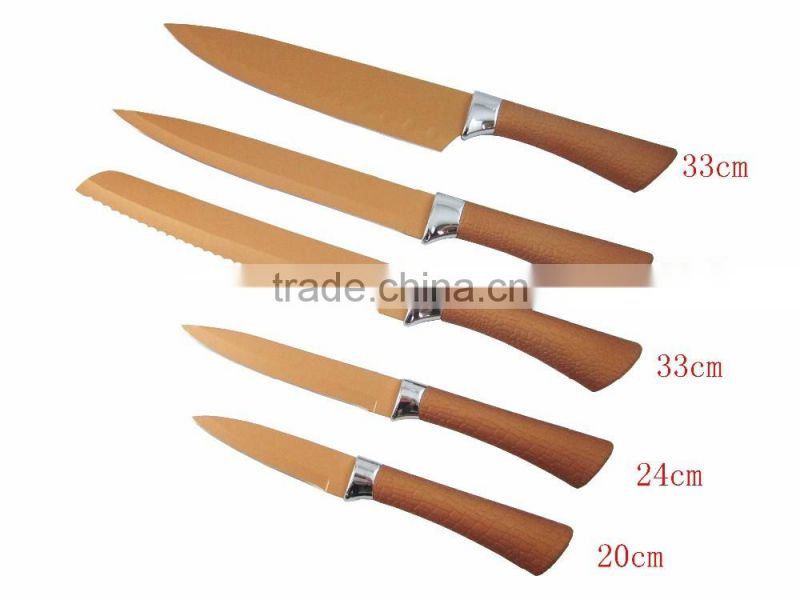 Convenient Bamboo Magnetic knife holder